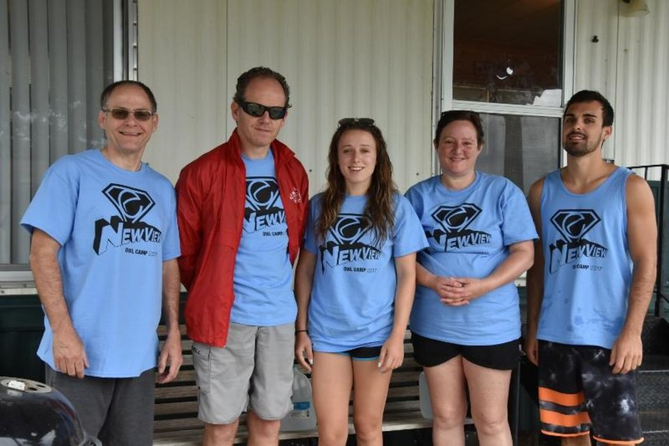 Photo - The adaptive water ski team from England wll be a highlight again this year at OWL Camp. [NEWVIEW OKLAHOMA]