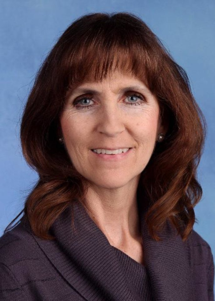 Photo - Geri Gilstrap, Stilwell Schools Superintendent