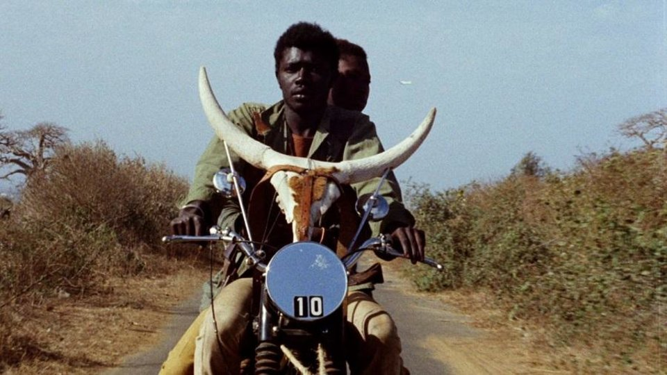 "Photo - The Oklahoma City Museum of Art will screen Senegalese master filmmaker Djibril Diop Mambéty's ""Touki Bouki"" (1973) on Saturday. [Photo provided]"