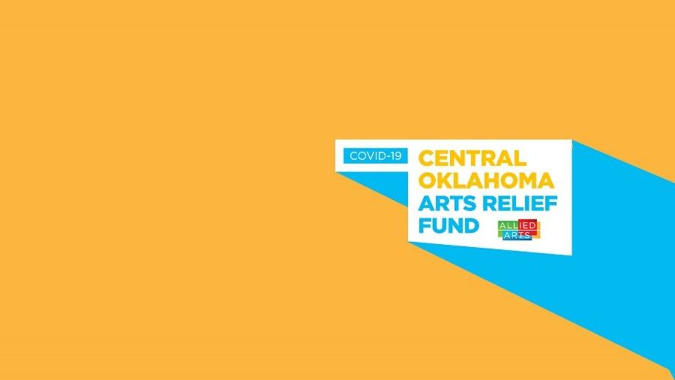 Photo - Allied Arts has launched The Central Oklahoma Arts Relief Fund to help arts nonprofits in their time of need. [Logo provided]