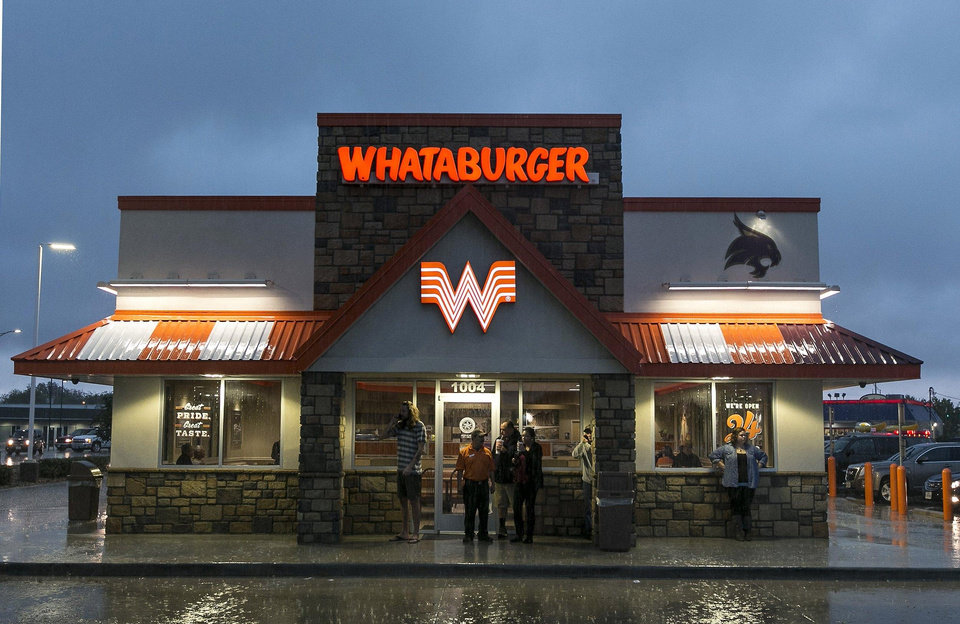 Photo -  San Antonio-based Whataburger has been sold to Chicago-based BDT Capital Partners , the companies announced Friday. [AMERICAN-STATESMAN FILE]