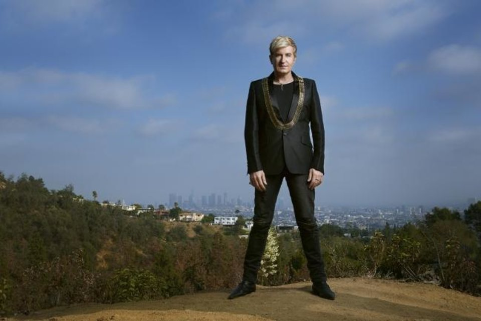 Photo -  Jean-Yves Thibaudet [Photo by Andrew Eccles]