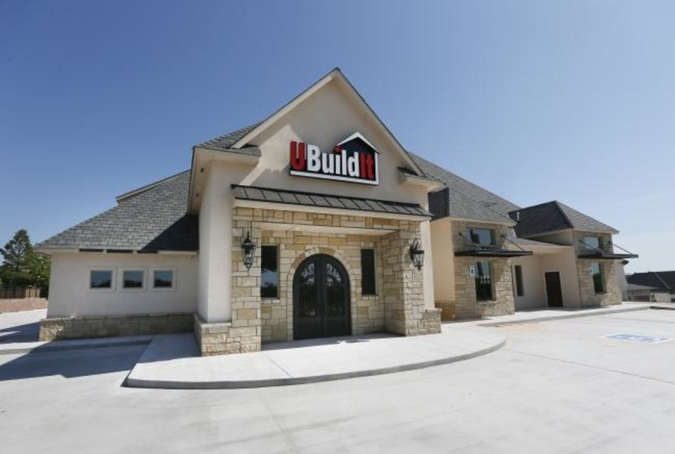 Photo -  The new UBuildIt headquarters at 5120 Gaillardia Corporate Place. [NATE BILLINGS/THE OKLAHOMAN]