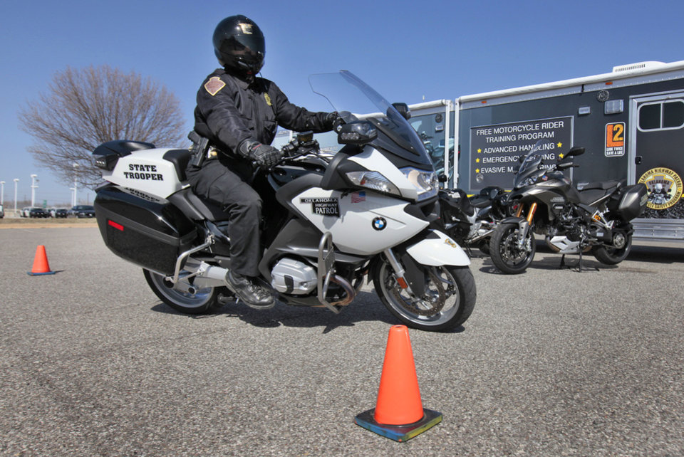 free motorcycle safety course oklahoma  Oklahoma Highway Patrol offers training for motorcycle riders