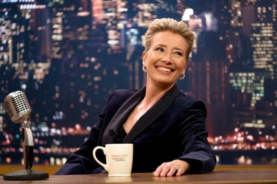 Photo -  Emma Thompson stars in