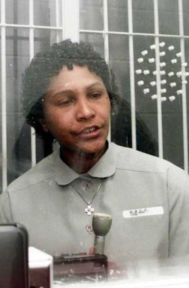Photo - Wanda Jean Allen was executed in January 2001 for the murder of her lesbian lover.