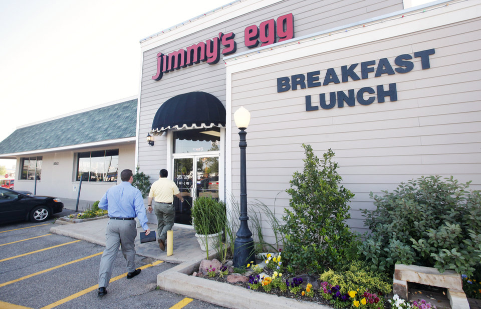 Photo -  Jimmy's Egg plans to expand into three new states. [Photo by Paul B. Southerland, The Oklahoman]