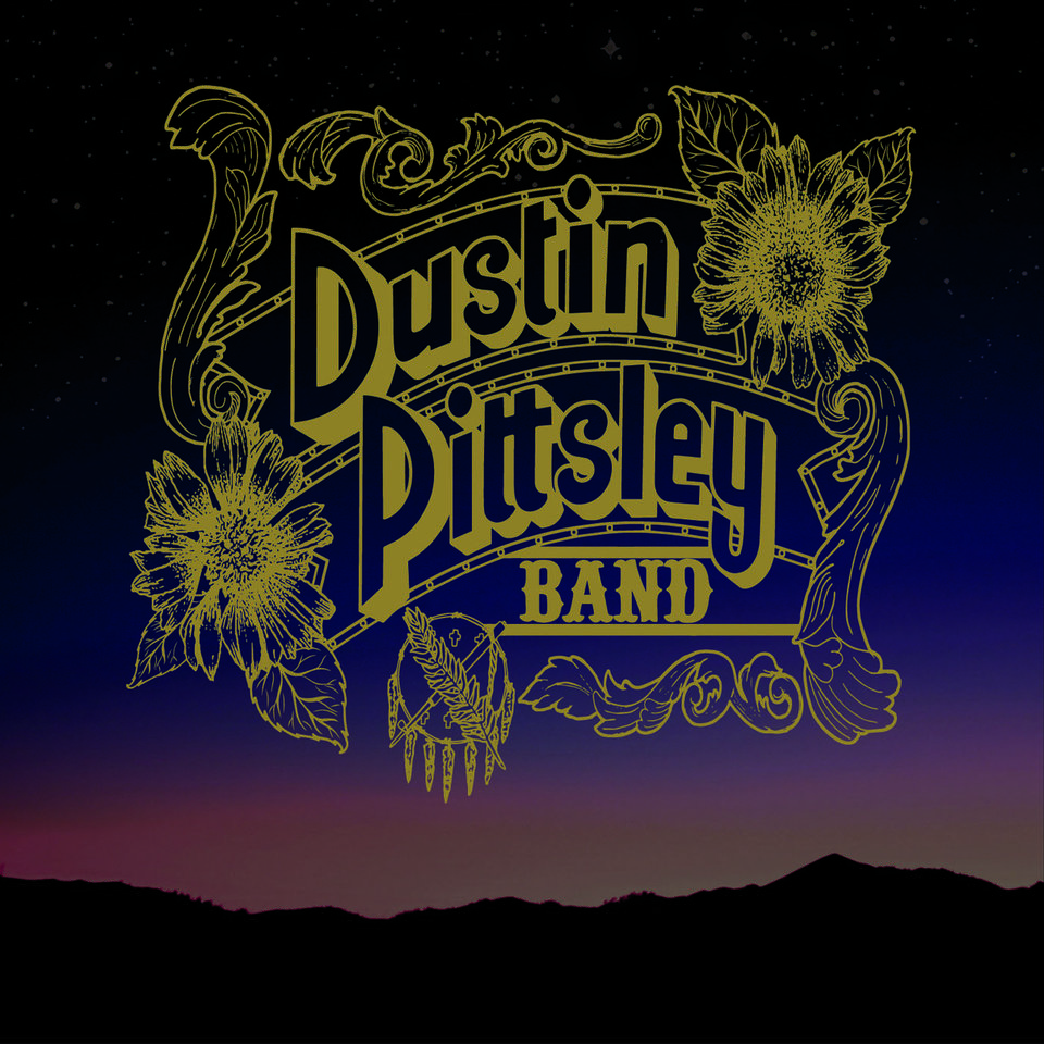 Photo - Dustin Pittsley Band's self-titled album cover. [Image provided]