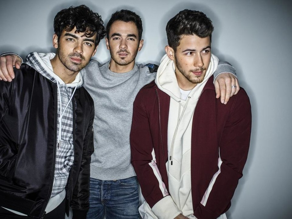 Photo - Jonas Brothers [Photo by Peggy Sirota]