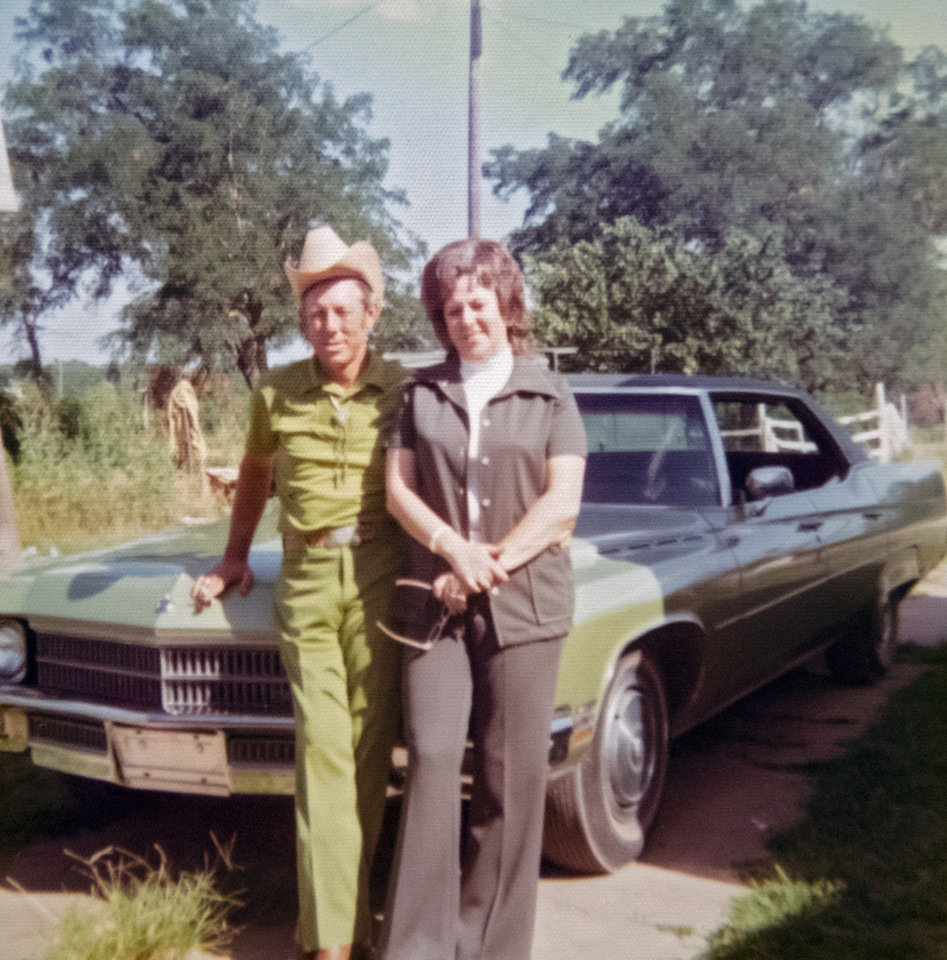 Photo -  AJ and Patsy Cantrell