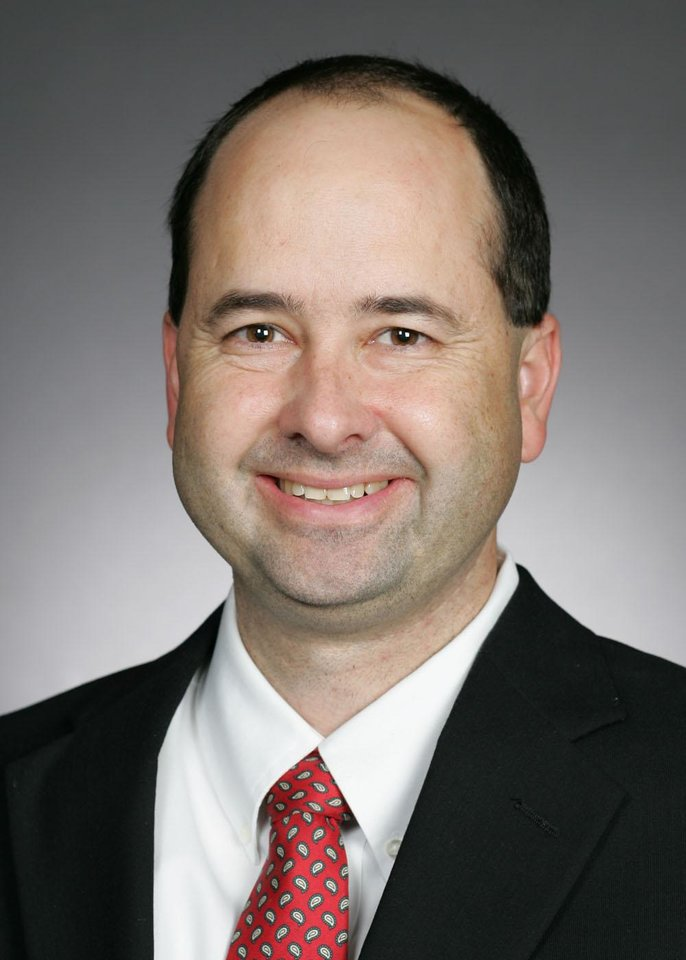 Photo -  State Rep. John Enns, R-Enid