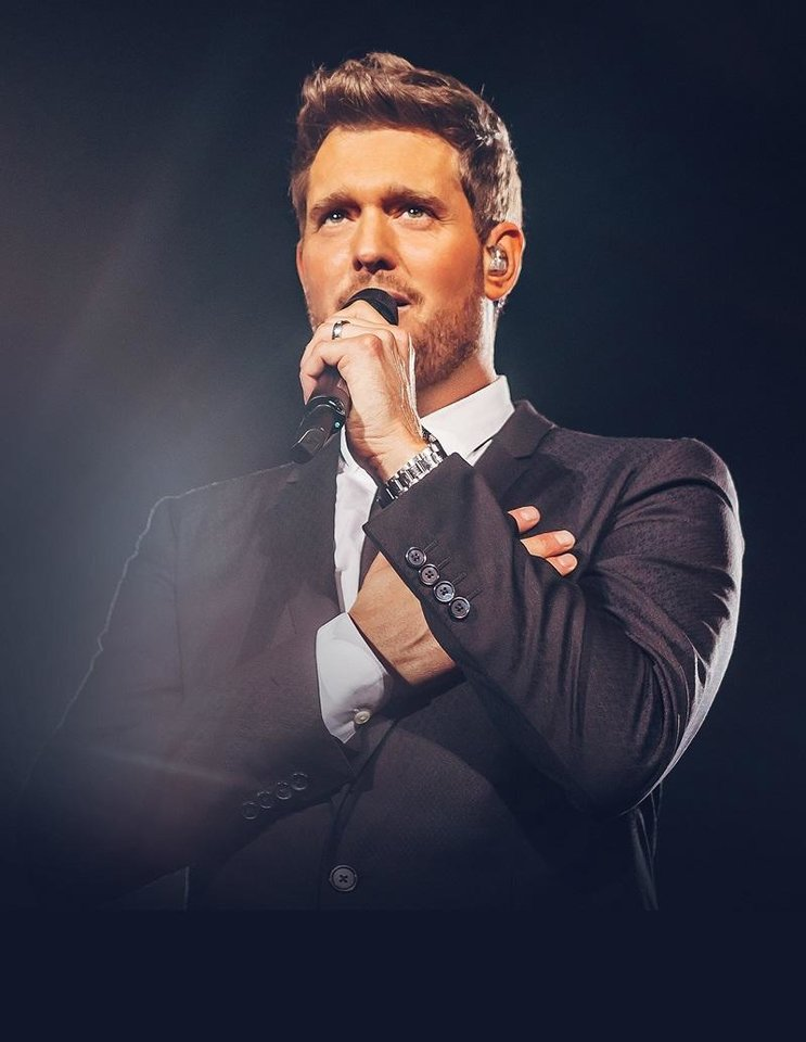 Photo - Michael Buble [Photo provided]