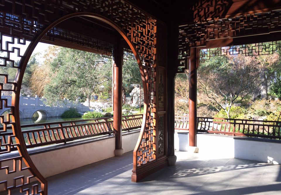 Serenity Now Chinese Garden At Socal 39 S Huntington Library News Ok