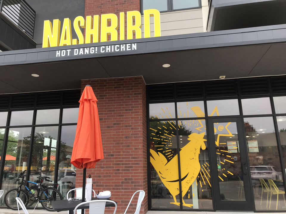 Photo - Nashbird has opened its second location in Edmond. [Dave Cathey/The Oklahoman]