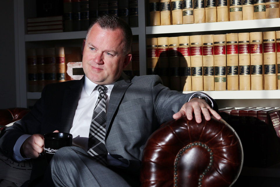 Photo -  Bryan Evans is an estate and tax planning attorney with the law firm of Evans & Davis PLLC.