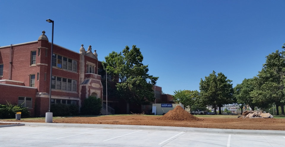 Apartments To Replace Old Duplex In Downtown Oklahoma City News OK