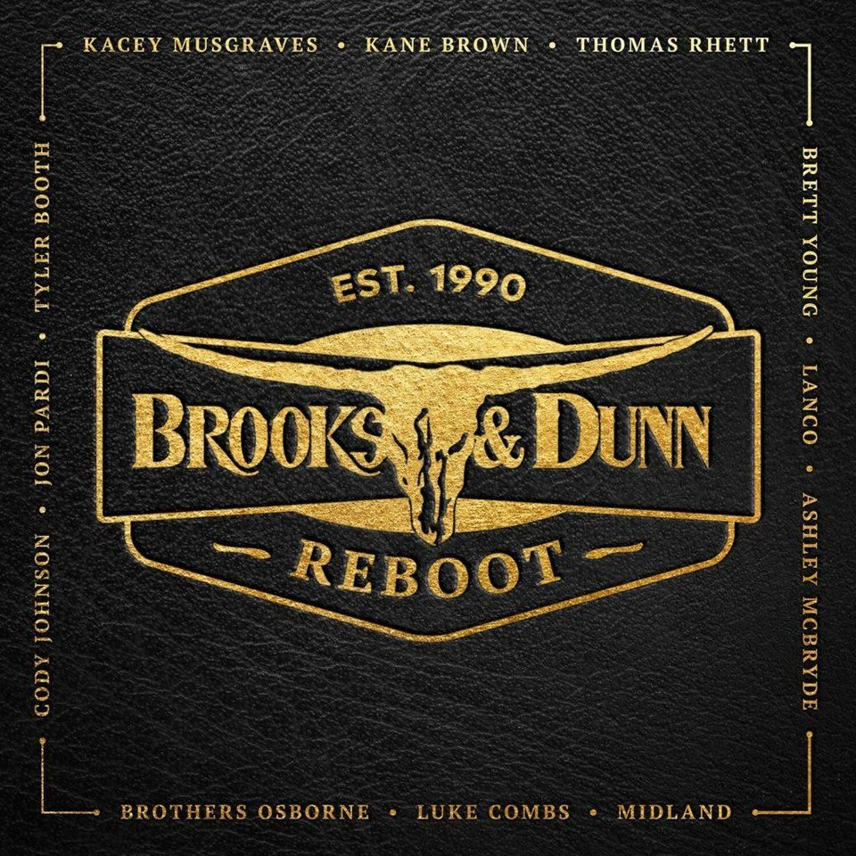 Photo - Brooks & Dunn released their collaborative album