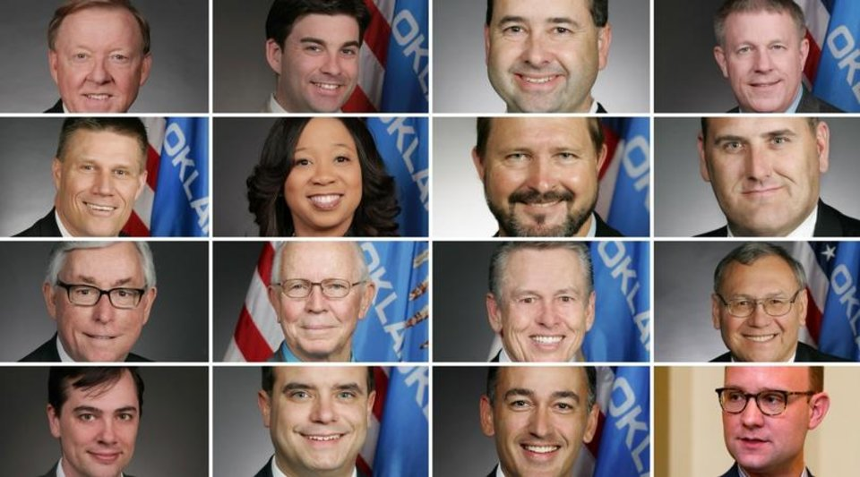 Photo - Almost 20 lawmakers cannot run for re-election. See who they are in the gallery below.