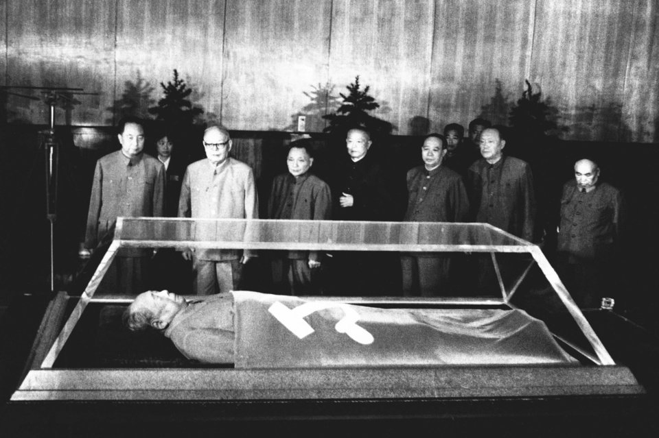 the death of mao zedong that leads to the economic reform Harry how/getty images outside of china, mao zedong's time in power  period  of economic catastrophe, with failed collectivisation policies leading  2050 if the  same post-1978 reforms go ahead over the next few decades.