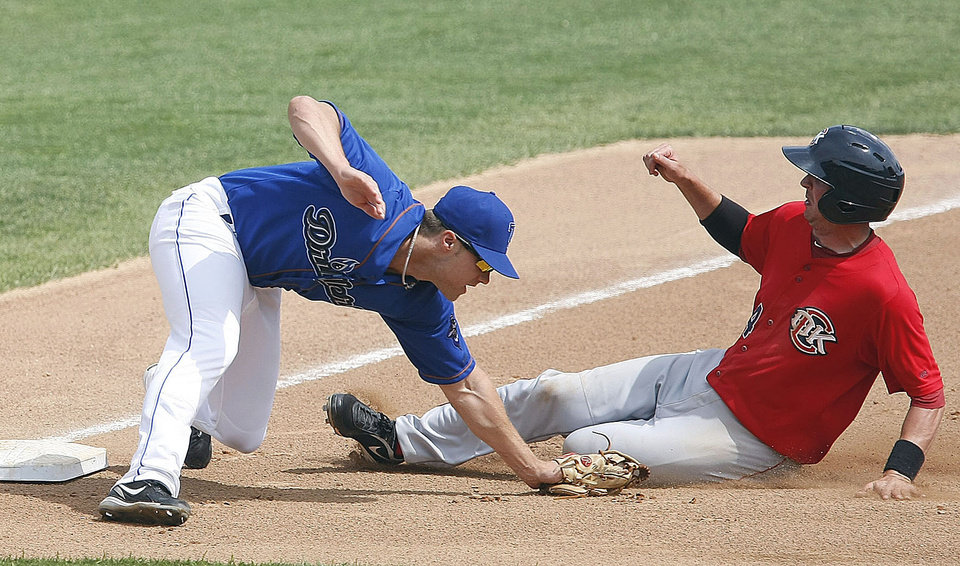 RedHawks lose exhibition game to Tulsa Drillers, 6-5