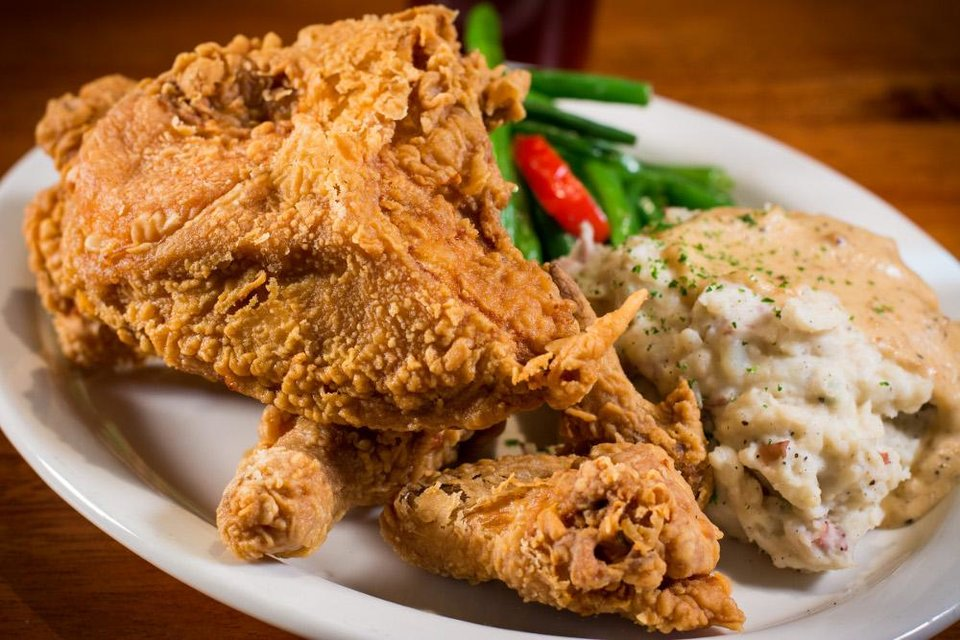 Photo - KD's famous Fried Chicken. (Photo provided)