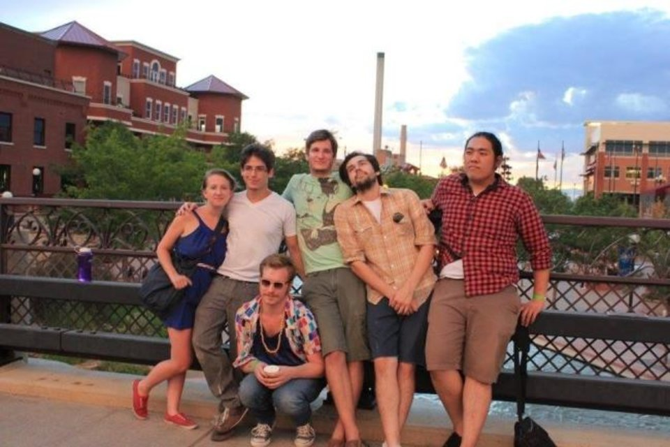 Photo -  Oklahoma band DEERPEOPLE is playing a reunion show Friday night at the Tower Theatre. [Photo provided]