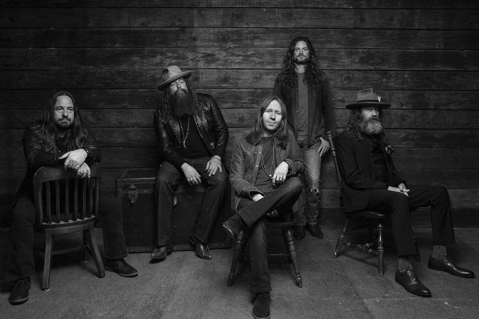 Photo - Blackberry Smoke [Photo by David McClister]