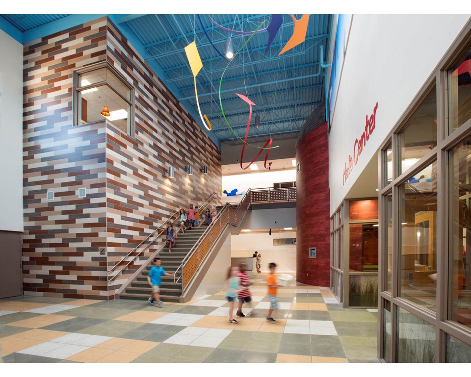 Midwest City Elementary Schools Honored For Designs Article Photos