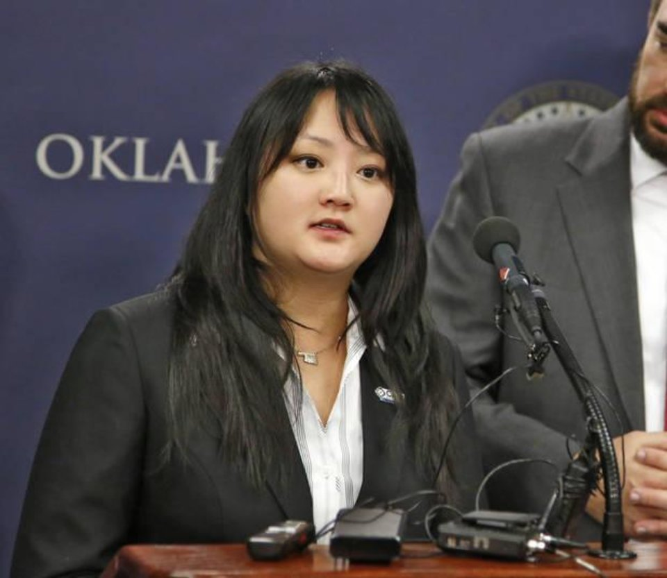 Photo - Veronica Laizure, Council on American-Islamic Relations-Oklahoma