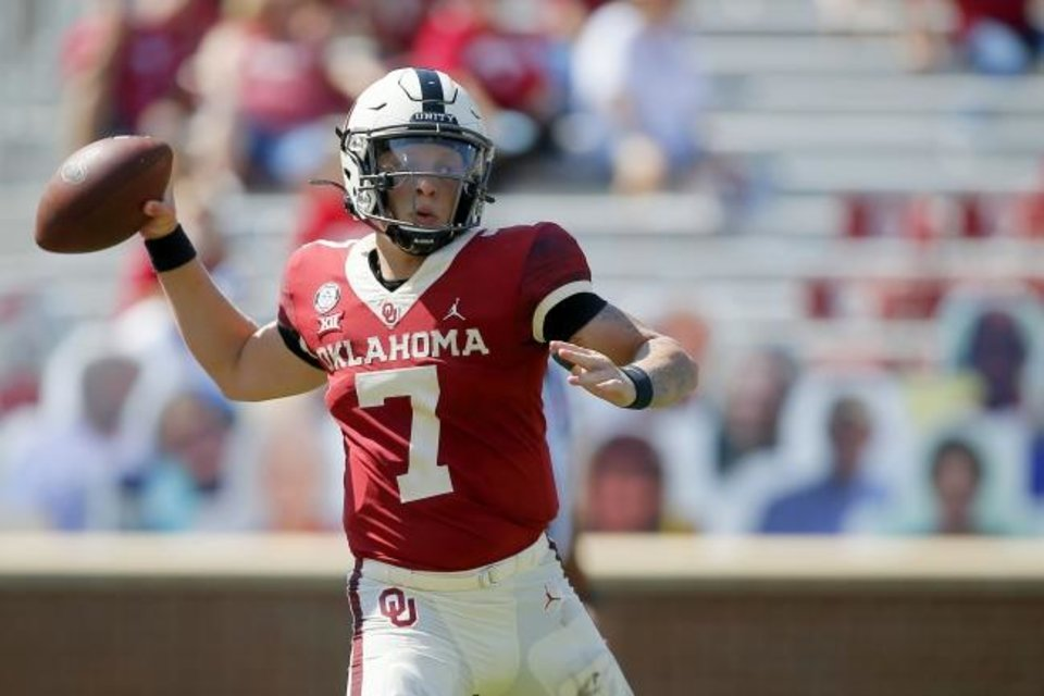 Ou Football In Sam Ehlinger Vs Spencer Rattler Matchup Sooners Have A Rare Experience Deficit At Qb Against Texas