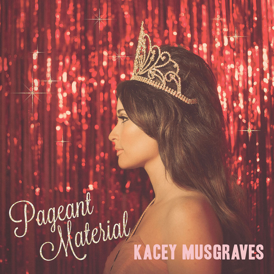 Photo - Pictured is the cover art for Kacey Musgraves' second major label release,