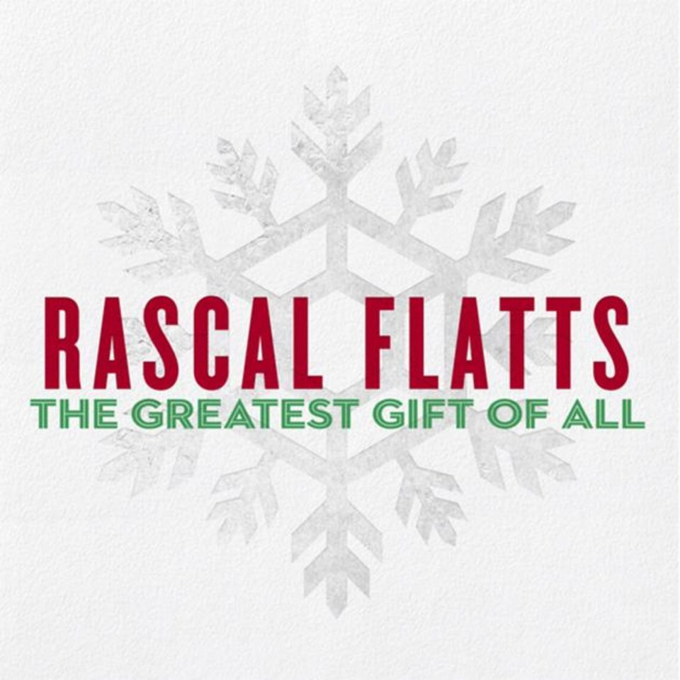 Rascal Flatts releases Christmas album \'The Greatest Gift of All\' today