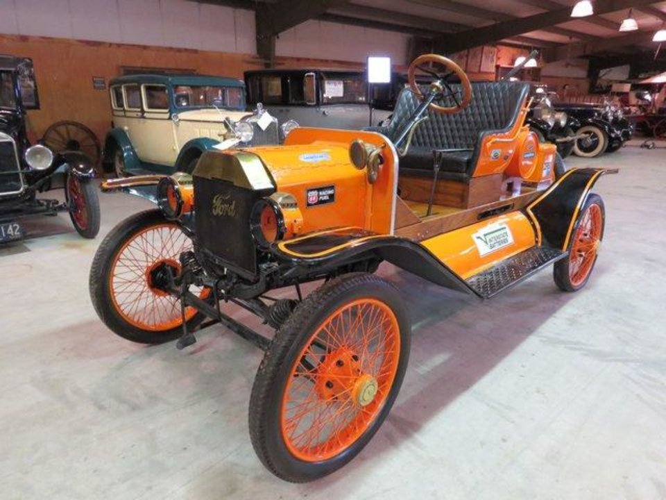 A walk through time: rare pre-war trucks and cars collection going ...