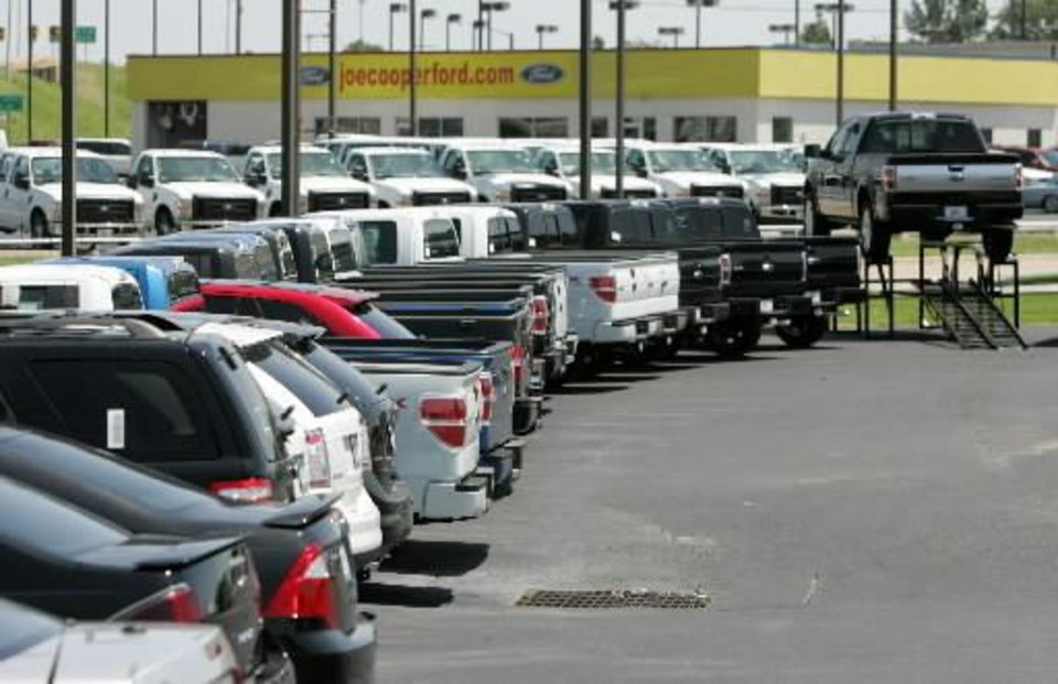 Joe Cooper Ford Midwest City >> Auto Dealers Community Banks Work To Avoid Consumer Oversight