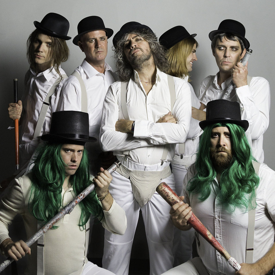 Photo - Levelland Productions and Live Nation welcomes the Flaming Lips to The Criterion Dec. 16. [Photo provided by George Salisbury]
