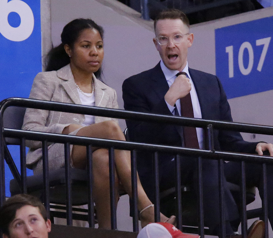 OKC Thunder: How Amanda Green Went From A Duke Manager To