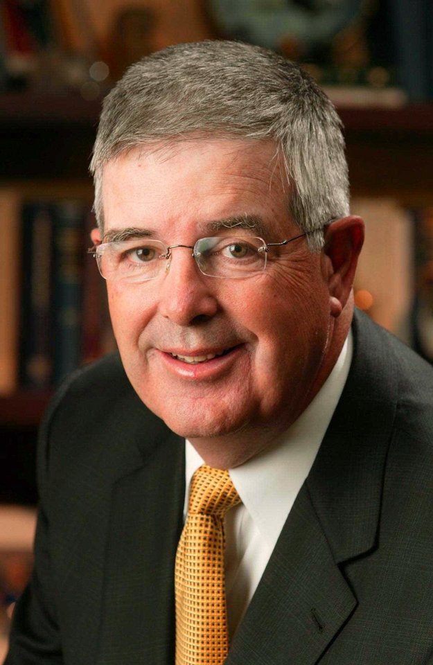 Photo -  Stan Hupfeld, candidate for OKCPS board chair [Photo provided]