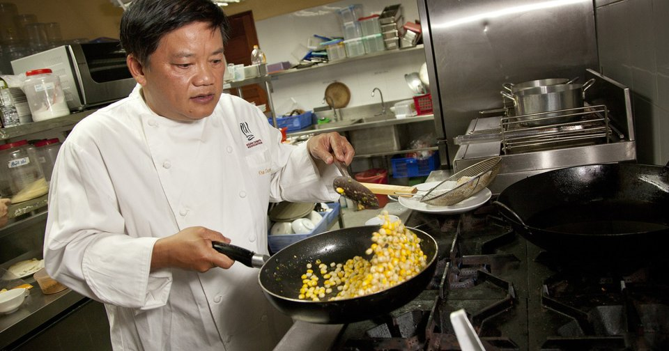 Chef Khai Duong is on mission to elevate Vietnamese cooking