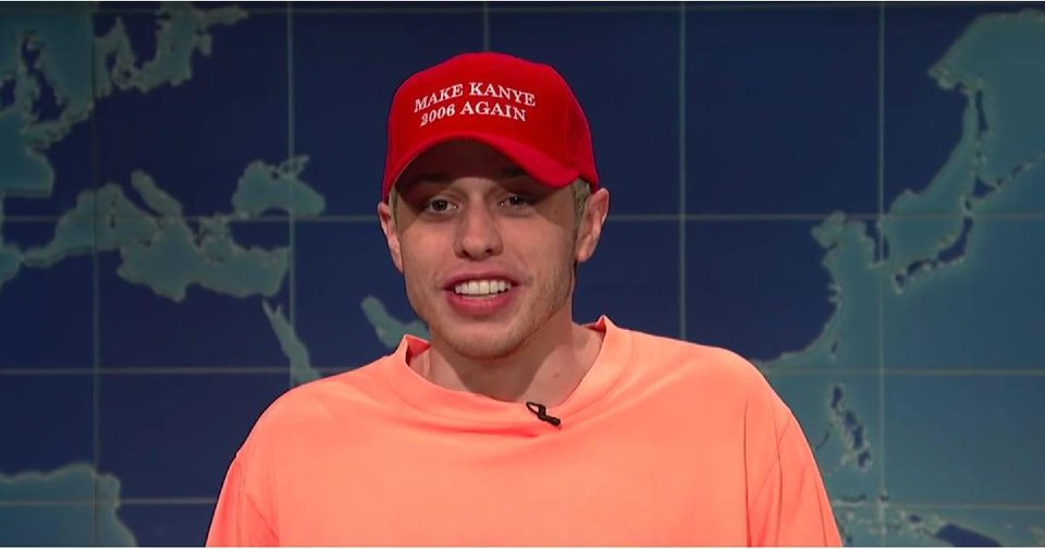 Pete Davidson Calls Out Kanye West For His Cringeworthy SNL Rant: