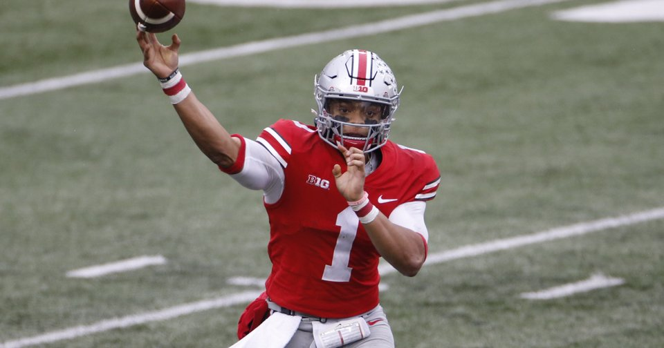 No. 3 Ohio State hoping for return to field against Spartans