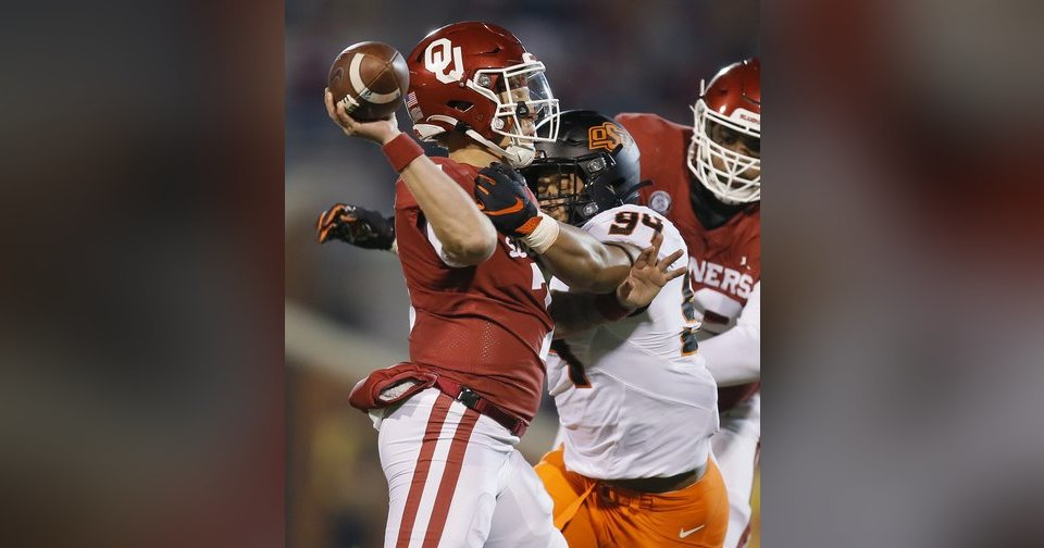 Tramel: OU could play one less game and still make Big 12 title game