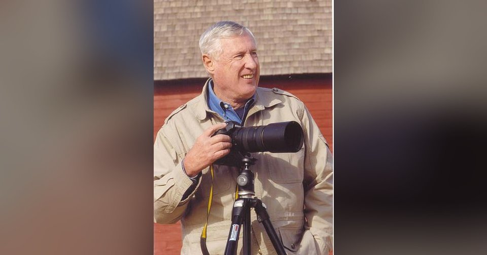 Jim Argo, longtime photographer for The Oklahoman, dies at age 79