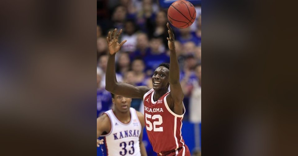OU men's basketball: Sooners in good shape for NCAA Tournament