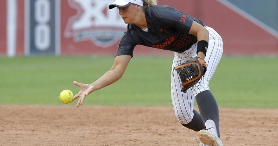 Oklahoma Scene: UT-Arlington softball beats OSU