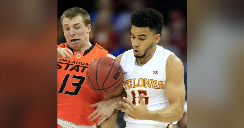 Cowboys fall to Iowa State in Big 12 Tournament