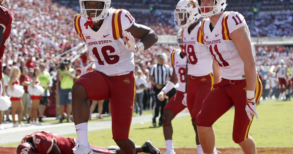 College Football Notebook: Campbell has Iowa State on the rise