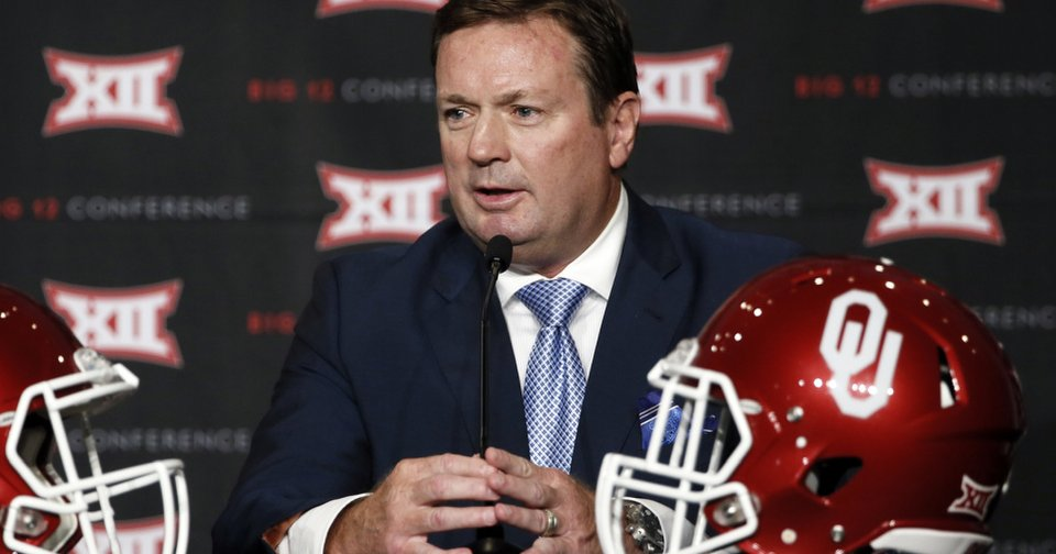 Why did Bob Stoops ever leave his first love?