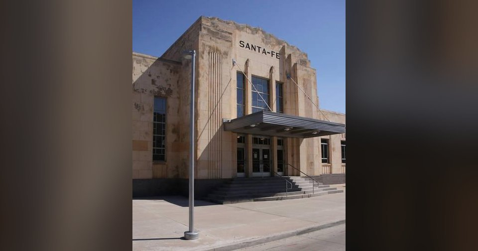 State Agency Awards Contract Santa Fe Station Improvements