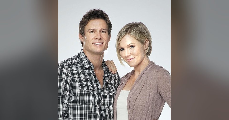 "Ethan Erickson and Jennie Garth star in ""Accidentally in Love,"
