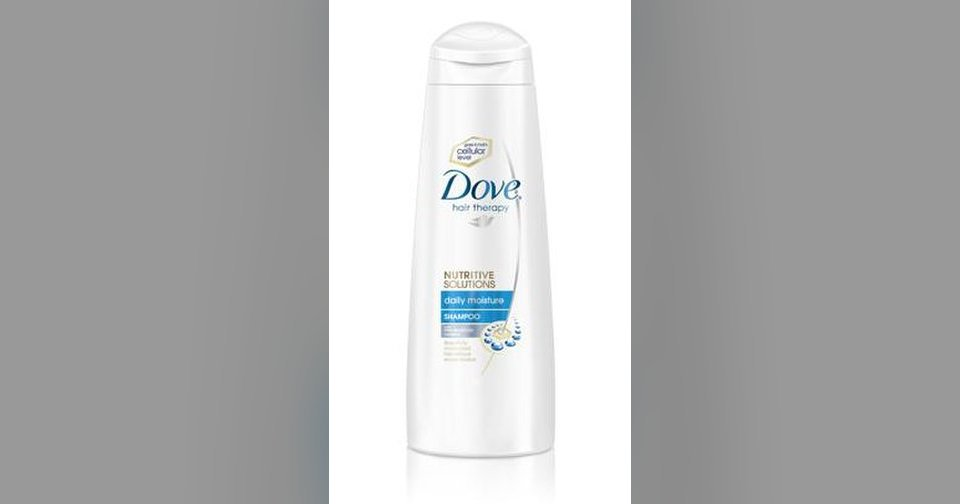 Dove introduces new moisture and repair shampoos, conditioners